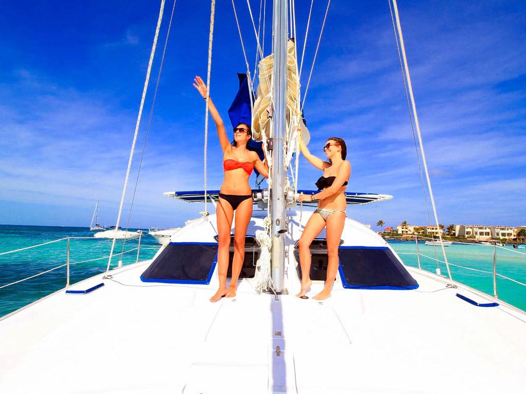 Viajes Meraki: Tour en Catamarán a Isla Mujeres